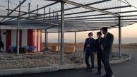 سامانه کمک ناوبری در فرودگاه ارومیه در حال نصب است