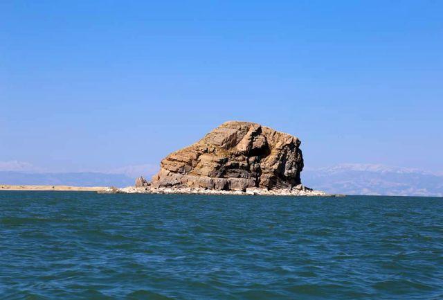 افزایش 1100 کیلومتری وسعت دریاچه ارومیه