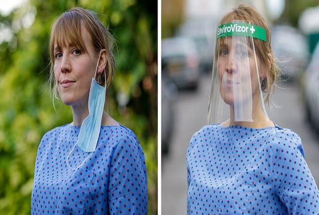 اشتباهات رایج در ماسک زدن