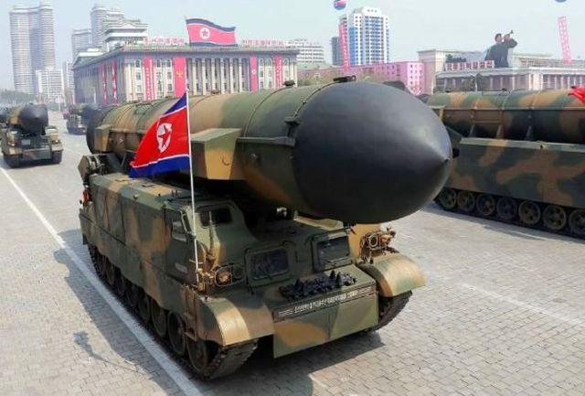 هر نقطهای از خاک آمریکا در تیررس موشکهای کرهشمالی