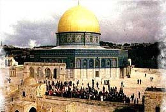 آغاز خروش مردم قم در دفاع از مظلومیت غزه
