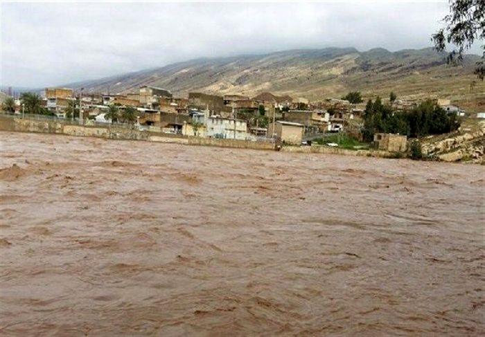 وقوع سیل مرگبار در استان اردبیل