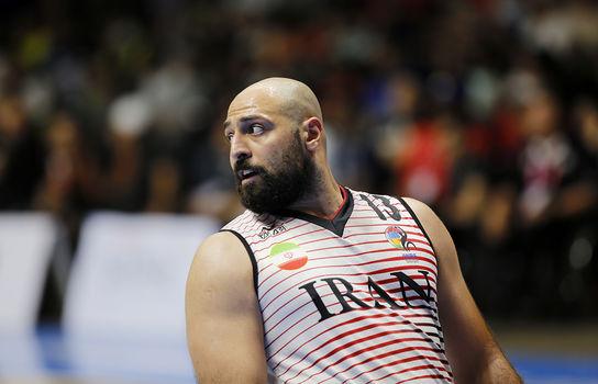 مسابقه فینال بسکتبال با ویلچر ایران و ژاپن- بازیهای پاراآسیایی جاکارتا ۲۰۱۸