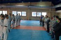 حضور نمایندگان کمیته فنی فدراسیون کاراته در اردوی تیم ملی