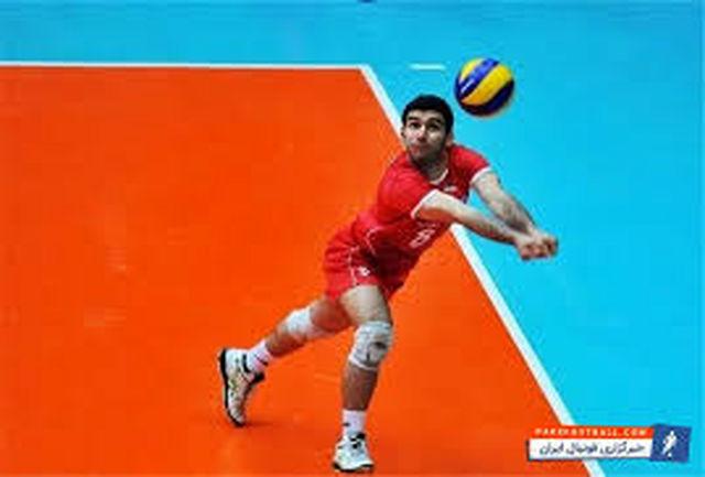 فهرست ۱۴ نفره تیم ملی والیبال برای هفته سوم مشخص شد/محمدرضا موذن در جمع ملی پوشان