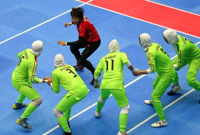 22 بازیکن کبدی به اردوی تیم ملی بانوان دعوت شدند