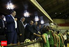 زمان آن رسیده تا بسکتبال ایران از مرزهای آسیا عبور کند/ ببینید