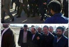 کلنگ زنی پتروپالایش بختیاری مسجد سلیمان