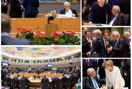 نشست اتحادیه اروپا با بنبست برگزیت، مهاجرت و تهدیدهای امنیتی به پایان رسید