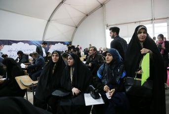 روز هفتم ثبت نام انتخابات مجلس یازدهم / فرمانداری تهران