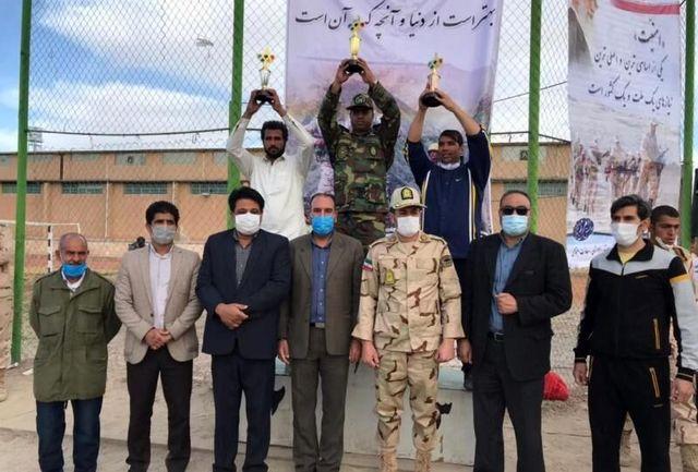 دومین دوره رقابتهای ووشو نیروهای مسلح سیستان و بلوچستان برگزار شد