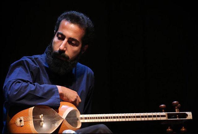 کنسرت تکنوازی  علی اصغر عربشاهی در تالار رودکی برگزار می گردد