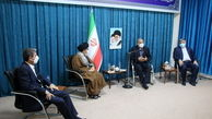 دیدار وزیر کشور با نماینده ولی فقیه در آذربایجان غربی