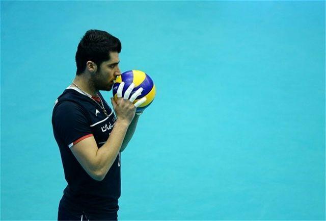 محمودی: برابر صربستان بازی قابل قبولی ارائه کردیم