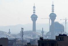 هوای الوده ترین شهر ایران همچنان ناسالم است