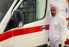 پیام تسلیت رییس اورژانس کشور در پی شهادت تکنسین اورژانس آبادان