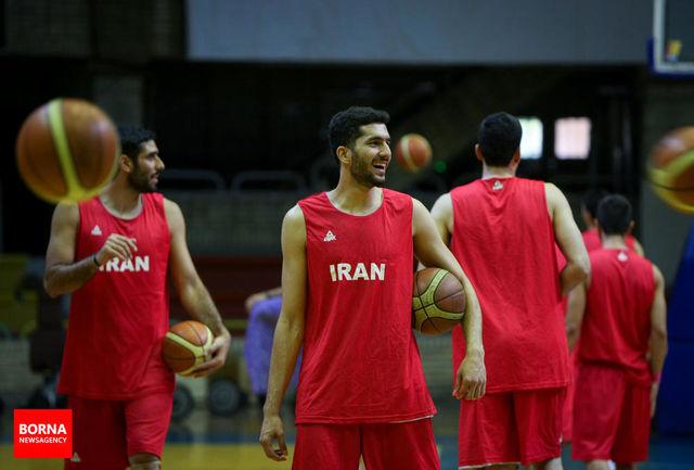انتقام بازیهای آسیایی را از چین گرفتیم/ آرزوی هر بازیکنی حضور در المپیک است/ فدراسیون بسکتبال درخصوص وضعیت کادرفنی تصمیمگیری میکند