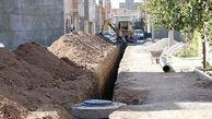 هفت کیلومتر از شبکه فاضلاب  شهر خوی در کوی صفا اجرا خواهد شد