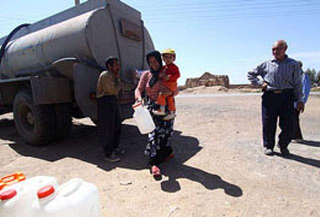 13 روستای شهرستان رزن با تانکر آبرسانی میشوند