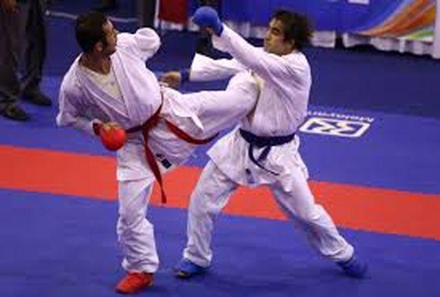 تیم کاراته استان به مسابقات قهرمانی کشور اعزام می شود