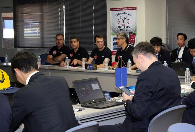 تاکید نماینده کنفدراسیون بر ممانعت از ورود افراد بدون بلیت