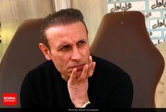 گلمحمدی تصمیم سرنوشتساز خود را گرفت+ عکس