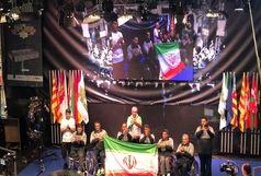 ایستادن بر جایگاه چهارمی جهان دستاورد اولین تجربه تیم ملی ایران