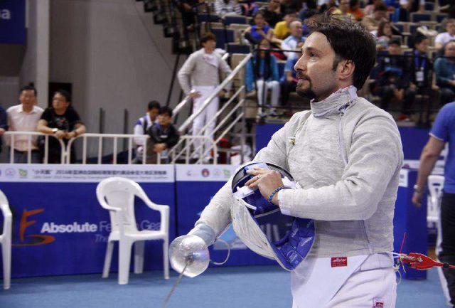 هدف اصلی خانواده شمشیربازی مدال طلای بازیهای آسیایی است