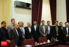 نشست فعالان اقتصادی صنعت ورزش کشور برگزار شد