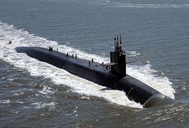 اِفشای رسوایی جنسی در زیردریایی آمریکایی