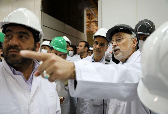 آغاز غنی سازی ۲۰ درصدی توسط ایران/ معجزهای دیگر در صنعت هستهای در سال اس 8 نطنز