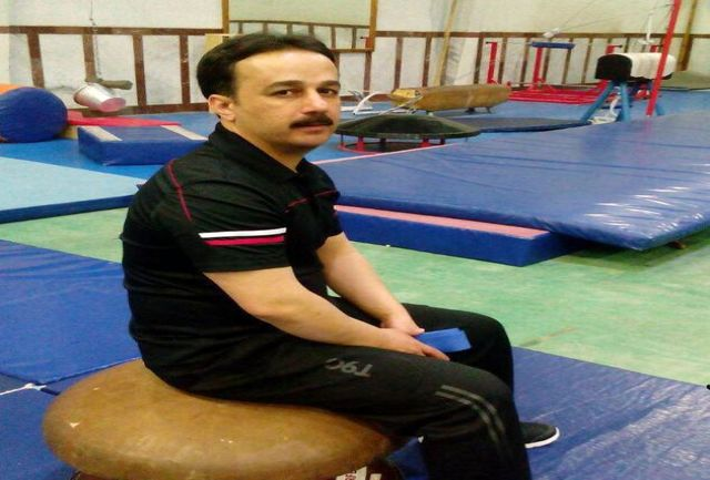 داور سنندجی به مسابقات ژیمناستیک قهرمانی آسیا در تایلند رفت
