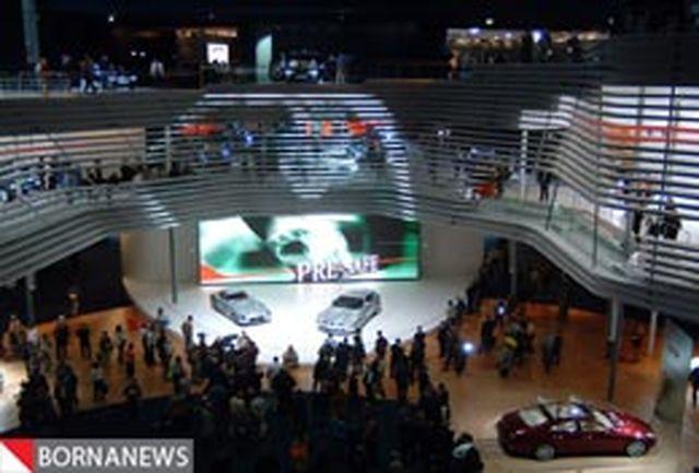 مدلهای جدید خودروهای الکتریکی در نمایشگاه فرانکفورت+فیلم