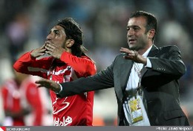 کمالوند: شرایط بازی حکم به پیروزی سپاهان نمیداد