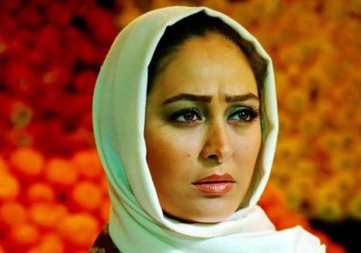 """الهام حمیدی: نقش همسر امین حیایی را در """"ثبت با سند برابرست"""" ایفا می کنم/ درسریال های با مفهوم وفاخر بازی خواهم کرد"""