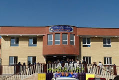 مدرسه 6 کلاسه شهر معمولان به بهرهبرداری رسید