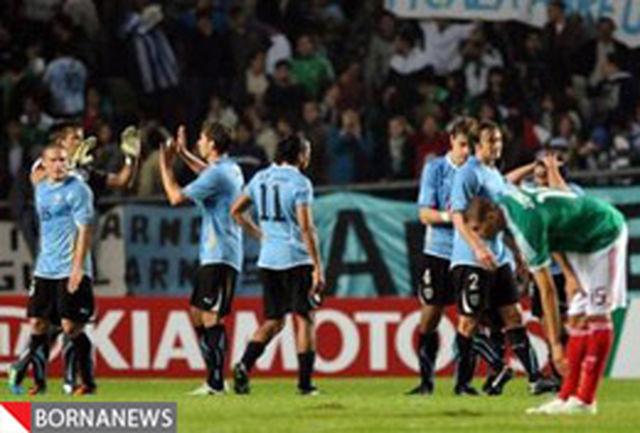 اروگوئه حریف آرژانتین شد/ شیلی و پرو جشن صعود گرفتند