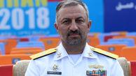 حراست از آبهای دریایی ایران در اولویت است