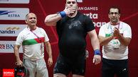 مشکل زانو نبود خداحافظی نمیکردم/ بهترین عیدی را از خدا گرفتم/ وزنهبرداری درحال پوستاندازی است/ المپیک ریو بزرگترین حسرت زندگیام شد