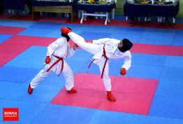 استعدادیابی در کاراته اهمیت زیادی دارد/ کسب سهمیه المپیک در دو وزن قطعی است/ مبلغ قراردادها هزینه یک فیزیوتراپی را هم در نمیآورد!