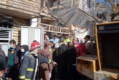 جزئیات انفجار واحدمسکونی در خرم آباد/  یک کشته  و انتقال ۹ مصدوم به بیمارستان