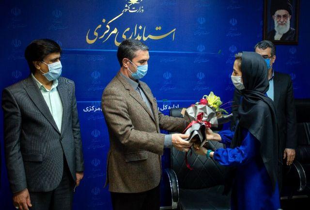 اعطای نخستین شناسنامه ایرانی به فرزندان اتباع خارجی در استان مرکزی