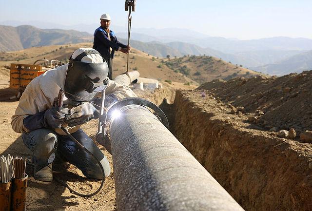خط انتقال گاز بویین زهرا به کرج امسال تکمیل می شود/تامین 50 ساله گاز پایدار برای البرز