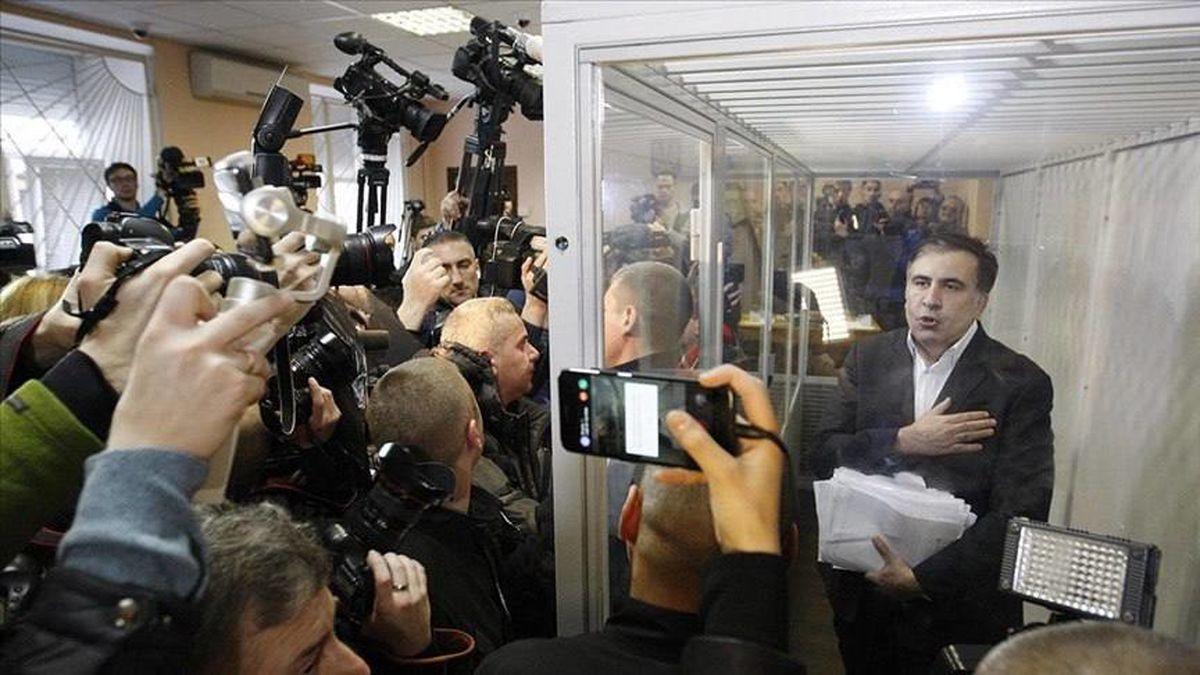 رییس جمهوری که به محض بازگشت دستگیر شد