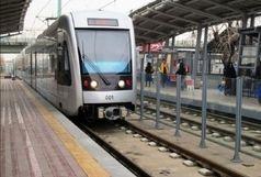 قطار شهری اصفهان امروز هم جابجایی مسافر ندارد