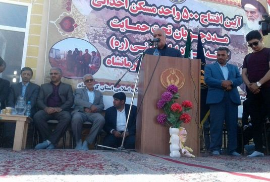 ۹۵۰۰ واحد تخریبی متعلق به مددجویان تحت حمایت کمیته امداد امام خمینی(ره) داشتهایم