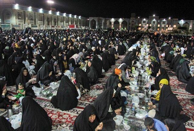 آیین و رسوم ماه رمضان در خراسان رضوی