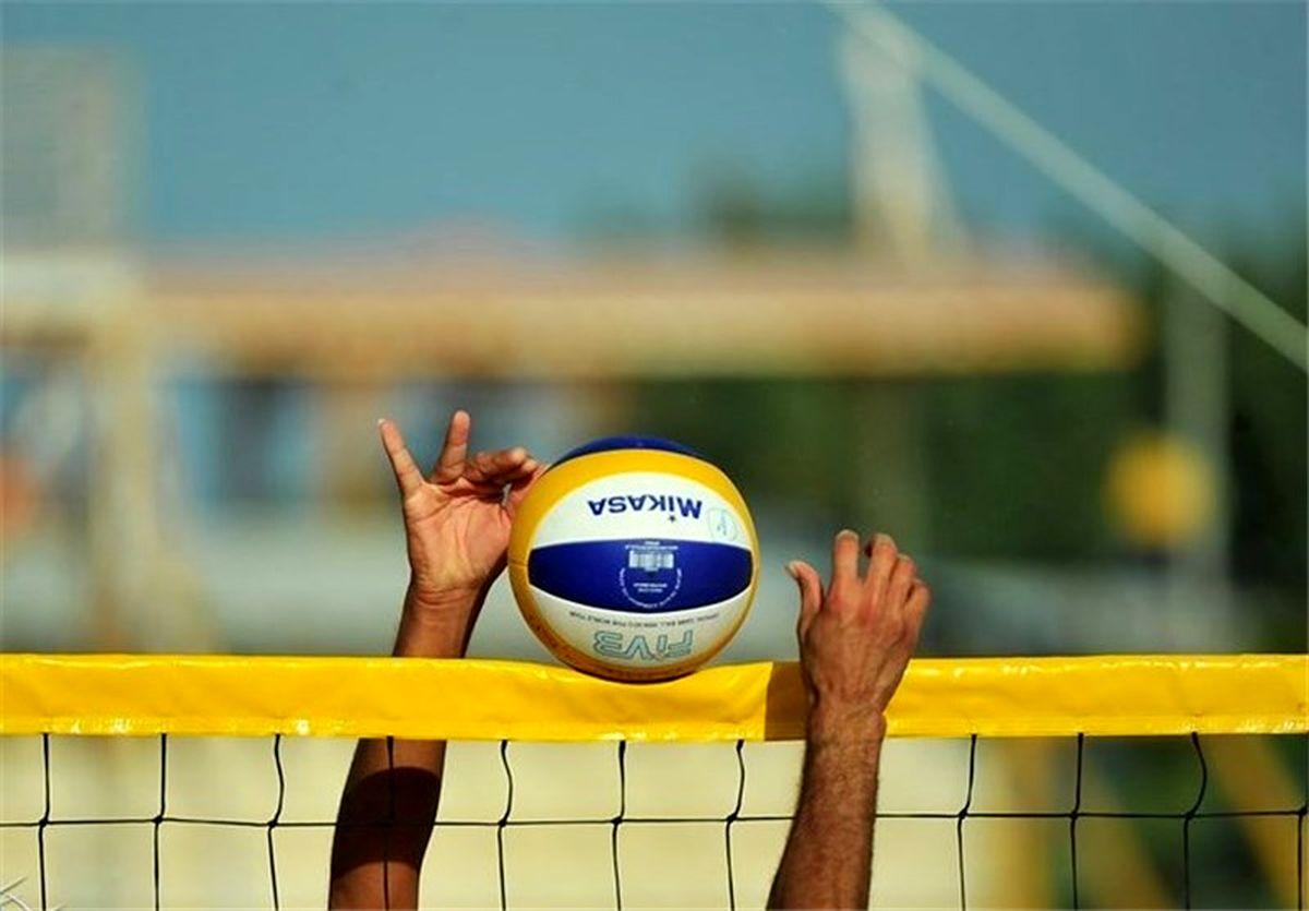 یازده قضاوت مسیبی در والیبال ساحلی قهرمانی زیر 19 سال آسیا