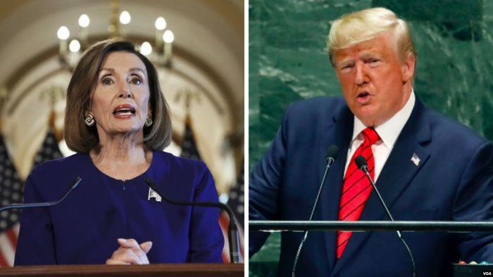 افکار عمومی آمریکا در انتظار استیضاح ترامپ