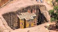 کلیساهای سنگی لالیبلا باز می شود